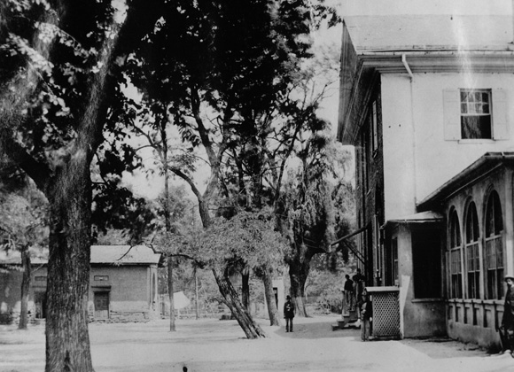 Arlington House Dependency historic