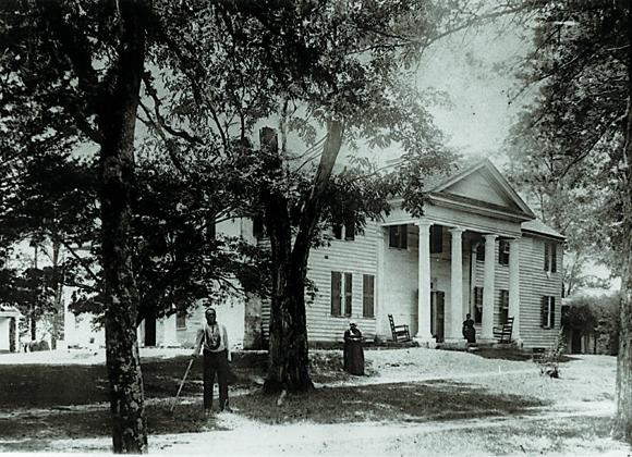 John C. Calhoun House historic