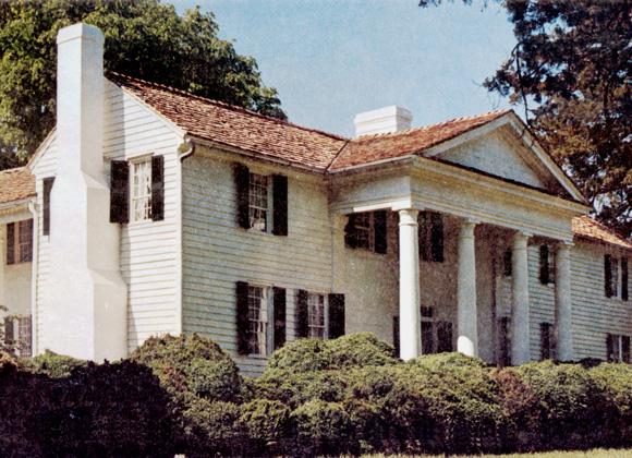 John C. Calhoun House exterior