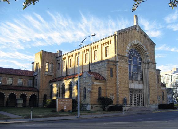 Central Christian Church exterior