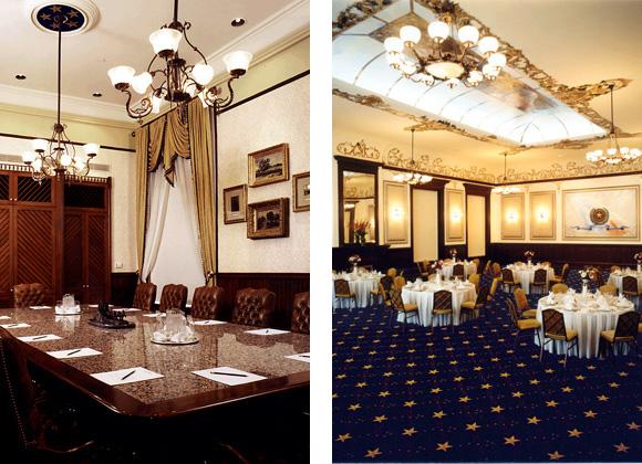 Driskill Hotel interior