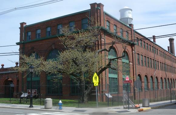 Edison Laboratories Exterior