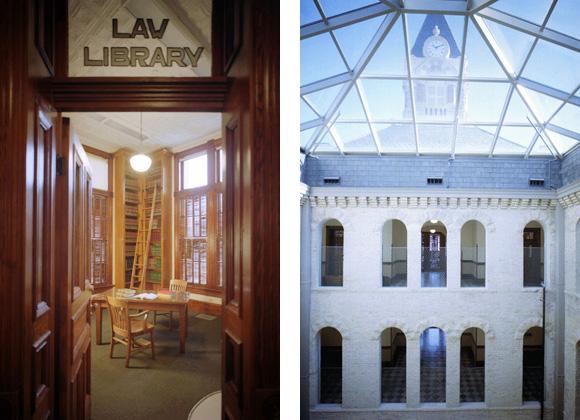 Fayette County Courthouse Restoration La Grange