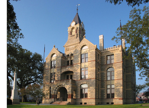 Fayette County Courthouse Restoration La Grange