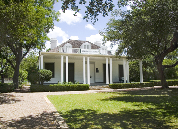 French Legation Exterior