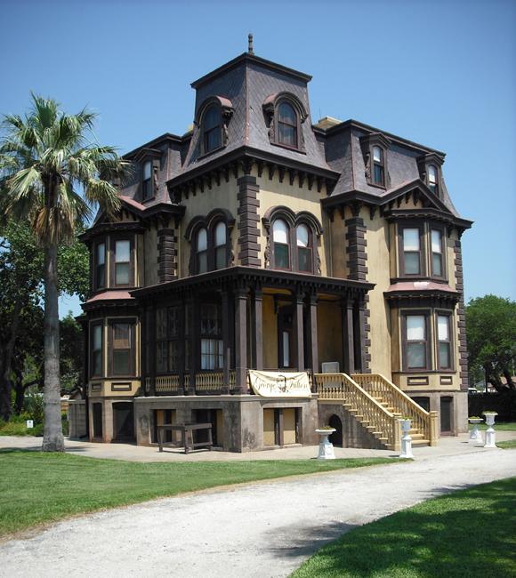 Fulton Mansion Full Exterior