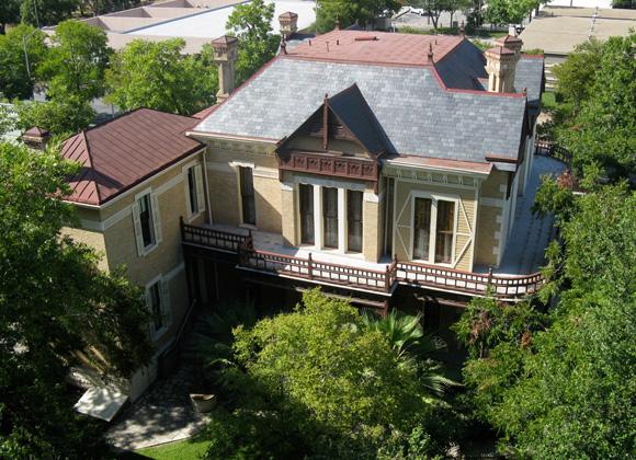 Hirshfeld Moore House Aerial