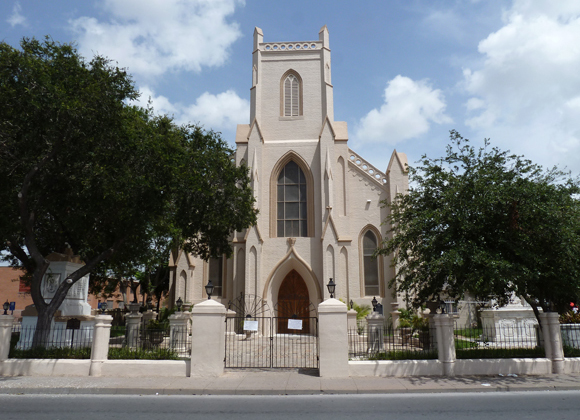 Immaculate Conception Exterior
