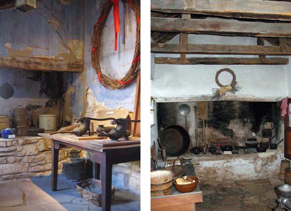 Kammlah House Museum interior