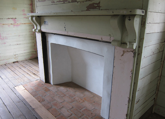 Fireplace Restored