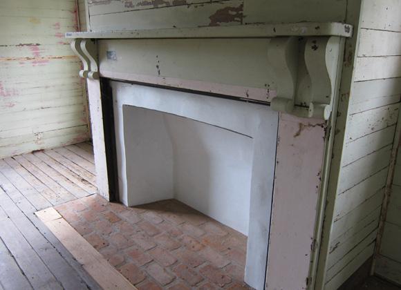 Fireplace Restored