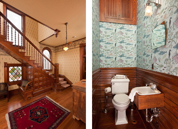 Herblin-Shoe-Mitchell Residence interior