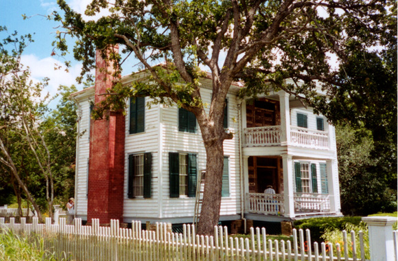 Winedale McGregor-Grim House