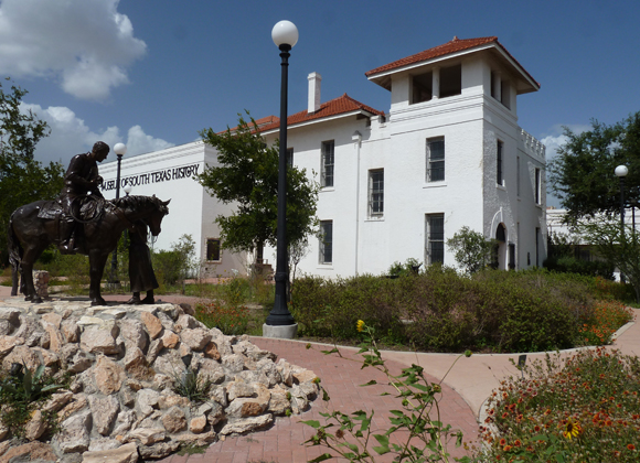 Museum of South Texas History Exterior