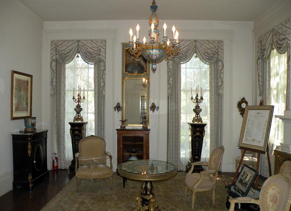 Neill-Cochran House Museum Parlor