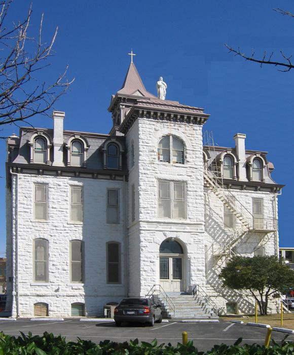 St. Ignatius School exterior
