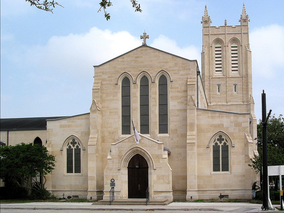 Trinity Episcopal Church Houston