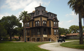 Fulton Mansion State Historic Site