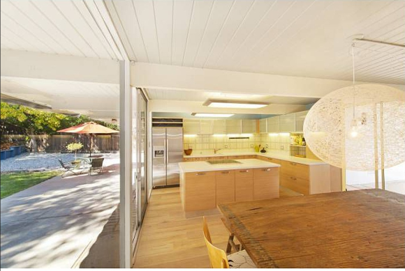 Kitchen at Los Cerros Ave
